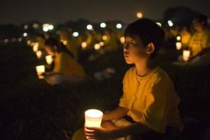 Žvakės šviesa