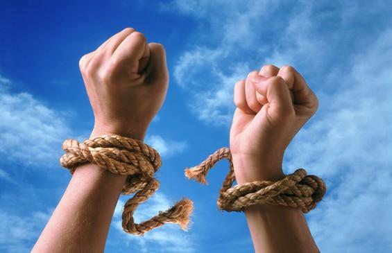Pasikeitimų nesiekiantys žmonės yra dvasiškai nesuaugę