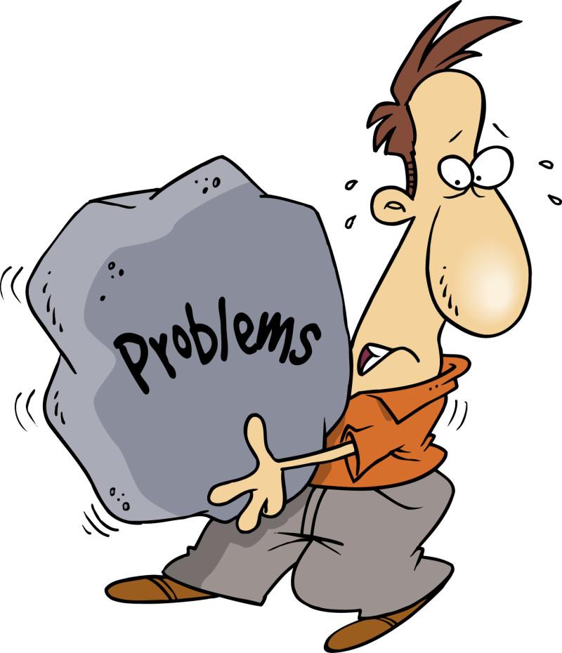 Ar spręsim problemas, ar nuolat apie jas galvosim?