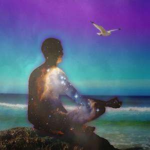 meditacija - harmonija su visata