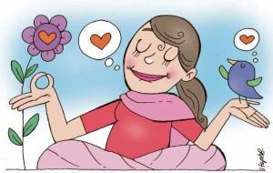 pozityvus mastymas nuolatinis laimes ieskojimas
