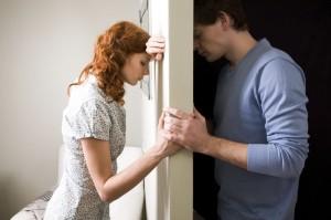 barniai ir pykciai tarp vyro ir moters