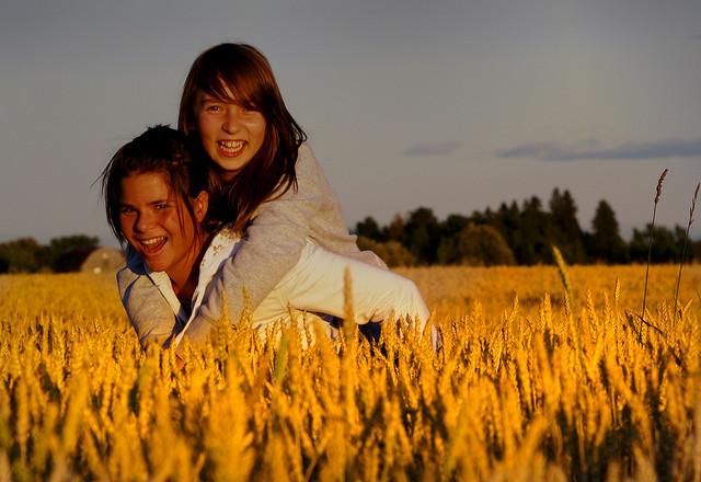 Ar laimė yra užsispyrus? Ir kas ją kuria?