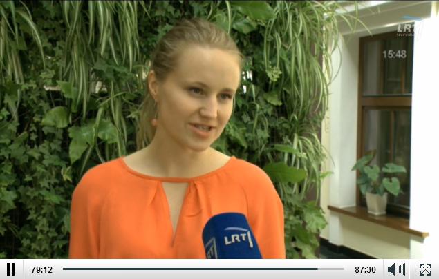 """Apie slaptų gerų darbų akciją LRT laidoje """"Laba diena, Lietuva"""""""