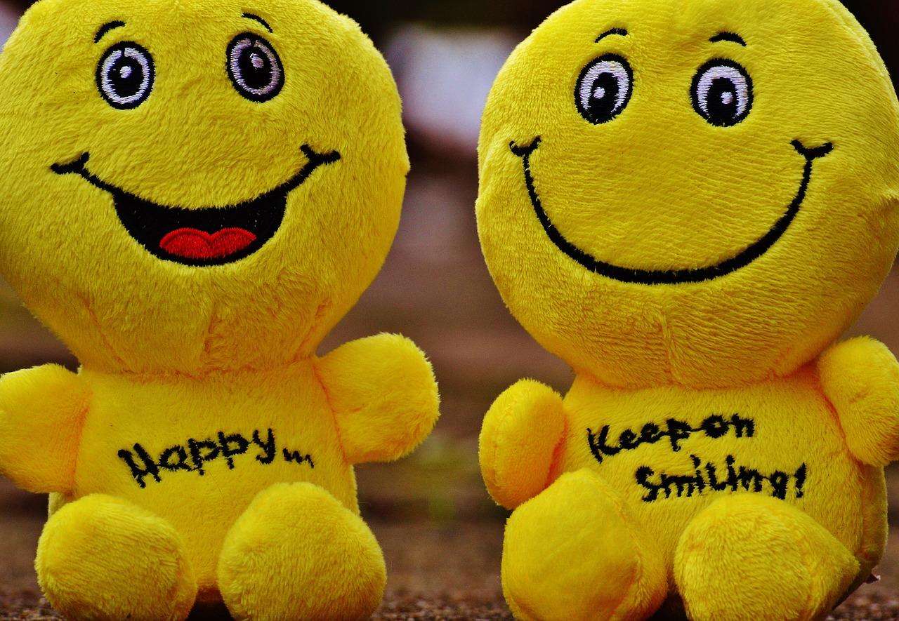 Apie dirbtines šypsenas