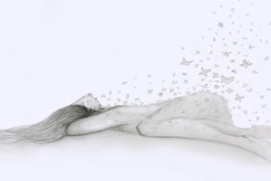 Kaip Ema įveikė savo depresiją (ištrauka iš K. Golod knygos)